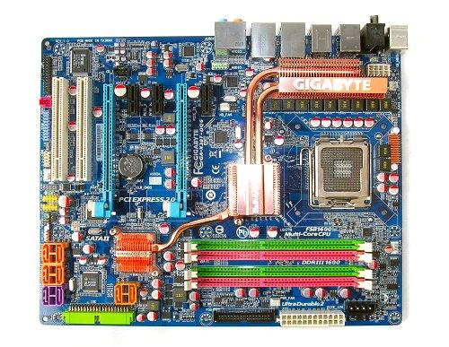 Gigabyte GA-X38%-DQ6